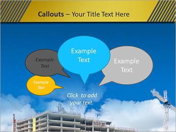 Um edifício típico Modelos de apresentações PowerPoint - Slide 53