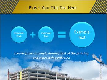 Um edifício típico Modelos de apresentações PowerPoint - Slide 55