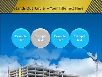 Um edifício típico Modelos de apresentações PowerPoint - Slide 56