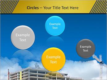 Um edifício típico Modelos de apresentações PowerPoint - Slide 57