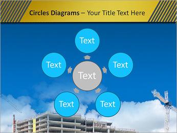 Um edifício típico Modelos de apresentações PowerPoint - Slide 58