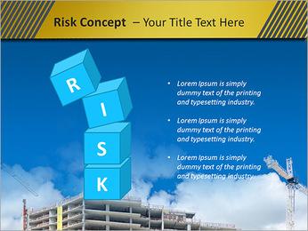 Um edifício típico Modelos de apresentações PowerPoint - Slide 61