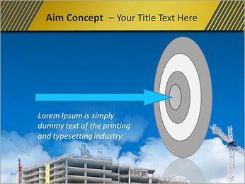 Um edifício típico Modelos de apresentações PowerPoint - Slide 63
