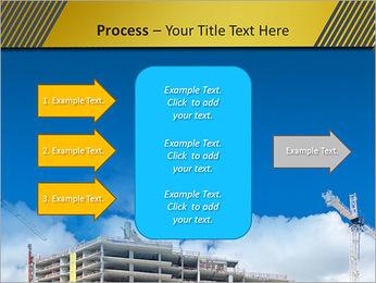 Um edifício típico Modelos de apresentações PowerPoint - Slide 65