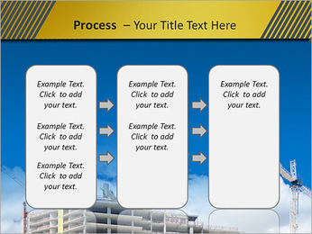 Um edifício típico Modelos de apresentações PowerPoint - Slide 66