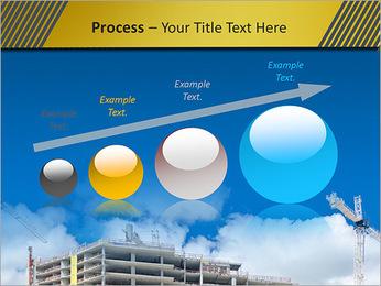 Um edifício típico Modelos de apresentações PowerPoint - Slide 67