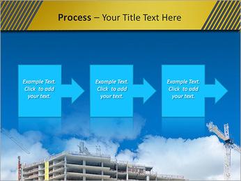 Um edifício típico Modelos de apresentações PowerPoint - Slide 68