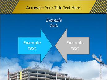 Um edifício típico Modelos de apresentações PowerPoint - Slide 70