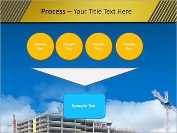 Um edifício típico Modelos de apresentações PowerPoint - Slide 73
