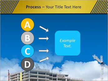 Um edifício típico Modelos de apresentações PowerPoint - Slide 74