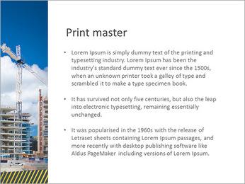 Um edifício típico Modelos de apresentações PowerPoint - Slide 76