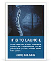 Spinal cord and brain Ad Templates
