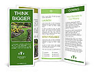 The perfect lawn Brochure Templates