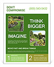 The perfect lawn Flyer Templates