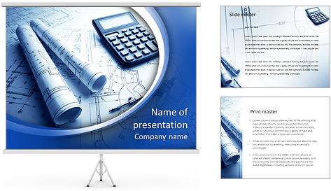 Sketches preparação para construção Modelos de apresentações PowerPoint