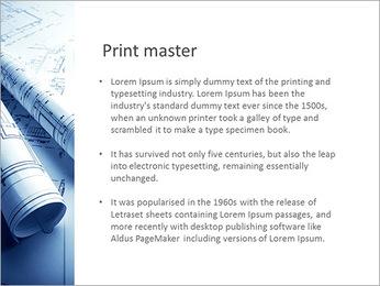Préparation des croquis pour la construction Modèles des présentations  PowerPoint
