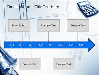 Sketches preparação para construção Modelos de apresentações PowerPoint - Slide 8