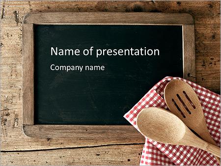 Menu Powerpoint Template Backgrounds Google Slides Id