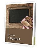 Menu Presentation Folder