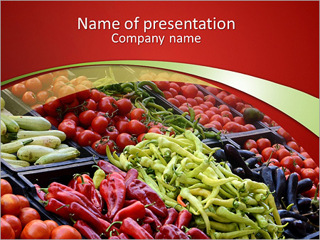 Vegetables groceries powerpoint template backgrounds id vegetables groceries powerpoint templates toneelgroepblik Choice Image