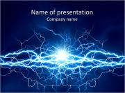 Electricity is all around us PowerPoint Template