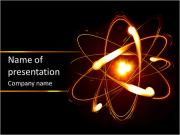 Physics of the Universe PowerPoint Template