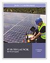 Solar Service Word Templates