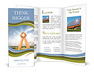Keep the sun in the hands of Brochure Templates