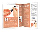 Analysis on diabetes Brochure Templates