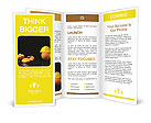 All for safety Brochure Template