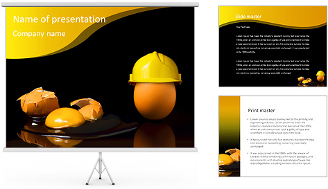 All for safety PowerPoint Template Backgrounds ID 0000008561 – Safety Powerpoint Template