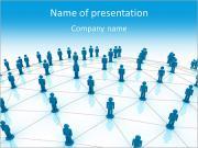 Ilustración de la red social Plantillas de Presentaciones PowerPoint