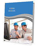 Builders to develop a plan Presentation Folder