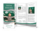 The kid loves to learn Brochure Template