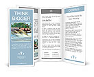 Sewage water Brochure Templates