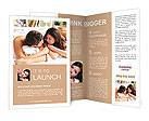 People in love Brochure Template