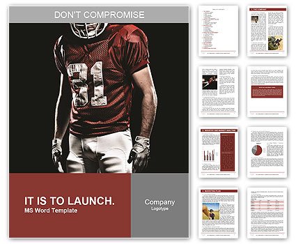 sports recreation microsoft word templates designs for download