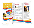 Measure and house Brochure Template