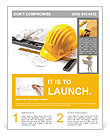 Building facilities Flyer Templates