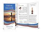 Meditation Brochure Template