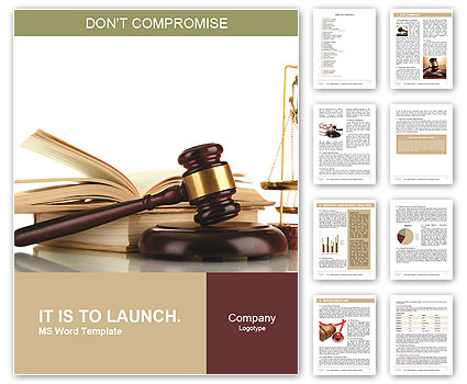Symbols law Hammer book and a cup of equilibrium Word Template – Word Legal Templates