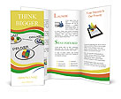 Project plan general concept Brochure Templates