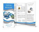 Make money on the internet Brochure Templates