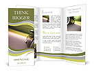 Speed ​​precision power Brochure Templates