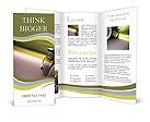 Speed precision power Brochure Templates