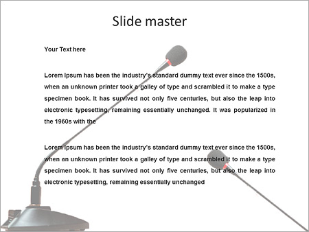 conference and workshop powerpoint template backgrounds google