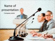 Conference and Workshop PowerPoint Templates