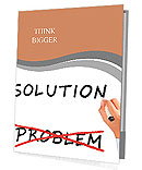 Writing solution and ignore problem Presentation Folder