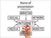 Интернет как презентации мире Шаблоны презентаций PowerPoint