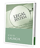Legal System Presentation Folder